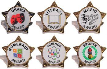 School Star Badges